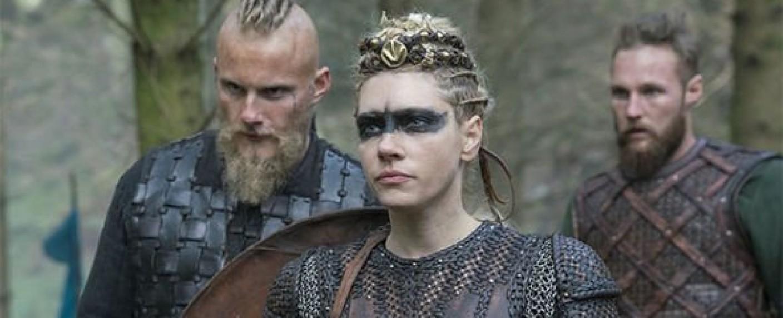 """Die sechste Staffel von """"Vikings"""" startet demnächst bei ProSieben MAXX – Bild: History"""