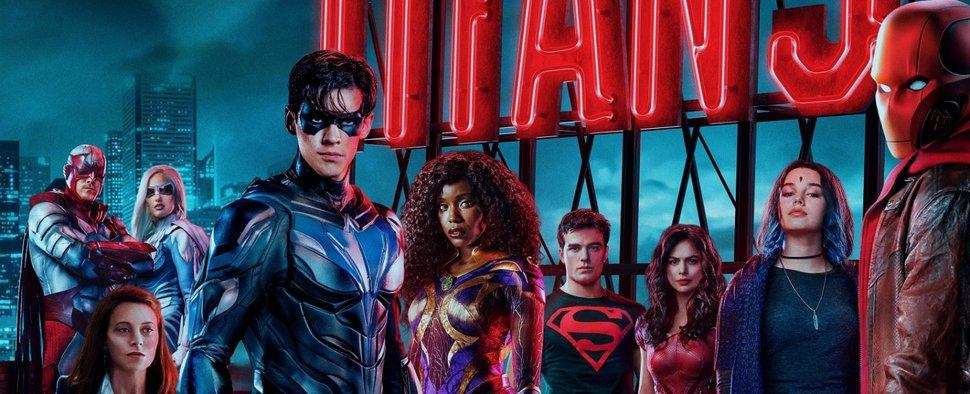 """Die """"Titans"""" in der dritten Staffel – Bild: HBO Max"""
