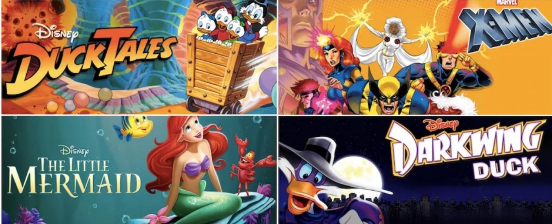 """Disney+: Die große Serien-Übersicht - """"DuckTales"""", """"Gummibärenbande"""", """"Violetta"""", """"Simpsons"""" und mehr – Das Serienangebot zum Start des neuen Streamingdienstes – Bild: Disney/Marvel"""