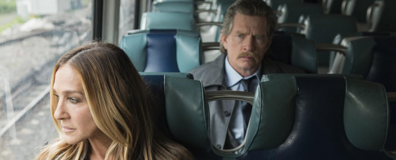 """""""Divorce"""": Sarah Jessica Parker und Thomas Haden Church – Bild: HBO"""
