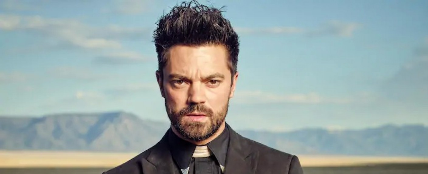 "Dominic Cooper in ""Preacher"" – Bild: AMC"