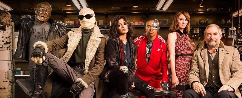 """""""Doom Patrol"""" geht bei HBO Max ins dritte Jahr – Bild: HBO Max"""