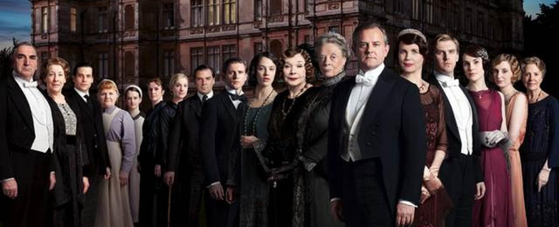 """Downton Abbey"" – Bild: ITV"
