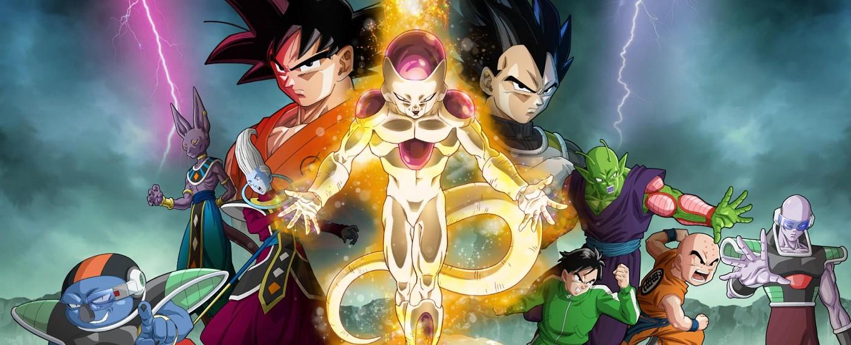 "Promobild zum Kinofilm ""Dragonball Z: Resurrection 'F'"" – Bild: Toei Animation Company"
