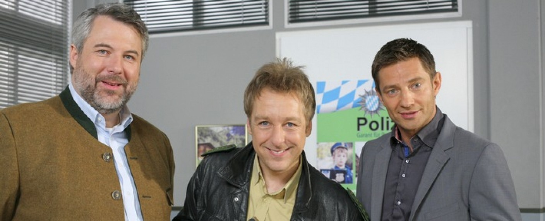 """Die Rosenheim-Cops"" – Bild: ZDF/Christian A Rieger"