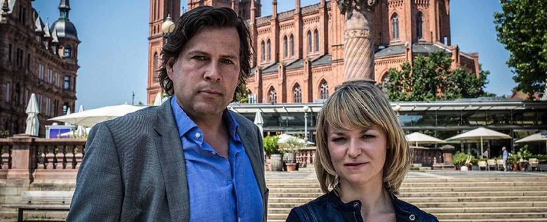 """Drehstart für """"Kommissarin Heller – Verdeckte Spuren"""" – Bild: ZDF/Hannes Hubach"""