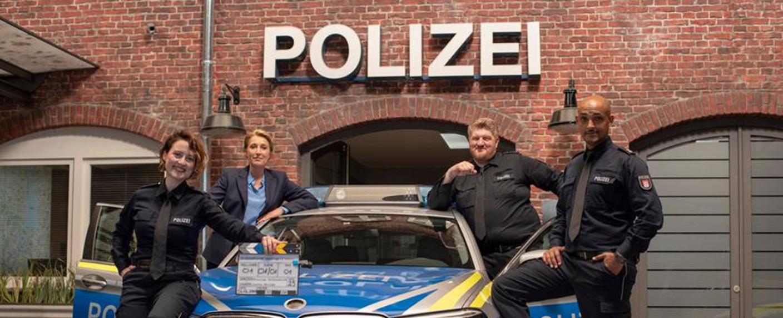 """Drehstart zur 34. Staffel des """"Großstadtreviers"""" – Bild: ARD/Thorsten Jander"""