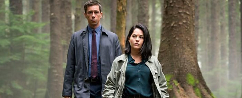 """""""Dublin Murders"""": Killian Scott und Sarah Greene ermitteln – Bild: BBC"""