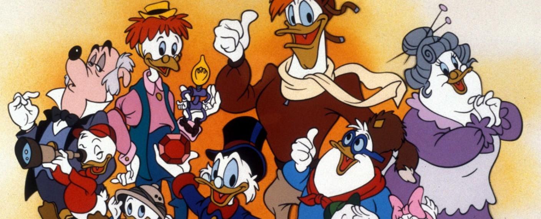 """""""DuckTales"""": Disney XD kündigt Neuauflage der Kult-Zeichentrickserie an – Neue Abenteuer mit Onkel Dagobert und Co. ab 2017 – Bild: Disney"""