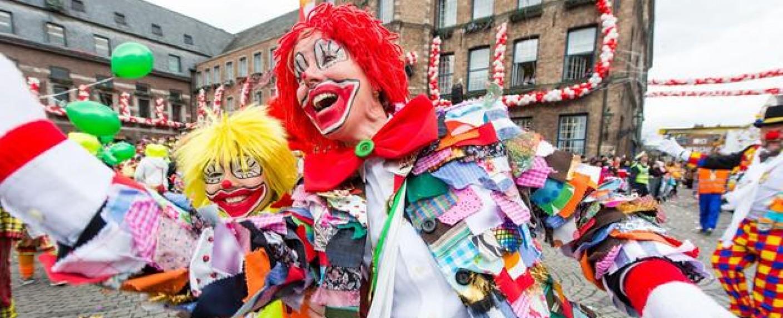 Corona-bedingt müssen die Karnevalshöhepunkte im Februar 2021 ins Wasser fallen. – Bild: WDR/Thomas von der Heiden
