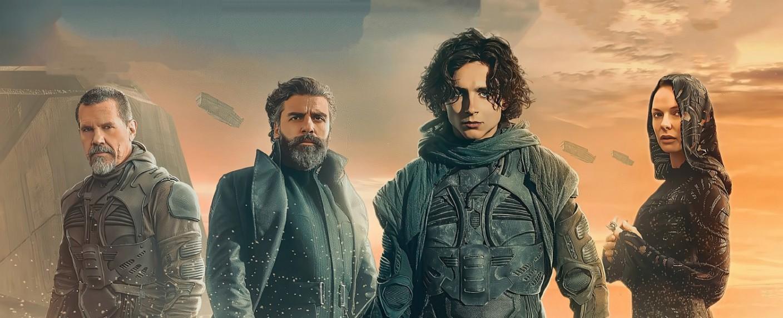 """""""Dune"""" kommt fast ein Jahr später ins Kino – Bild: Warner Bros."""