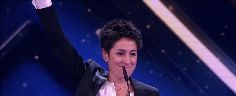 Dunja Hayali – Bild: ZDF/Screenshot