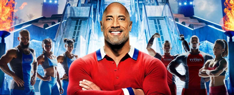 """Dwayne Johnson als Gastgeber der """"Titan Games"""" auf NBC – Bild: NBC"""
