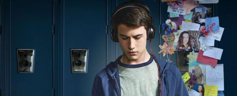"""Dylan Minnette in """"Tote Mädchen lügen nicht"""" – Bild: Netflix"""