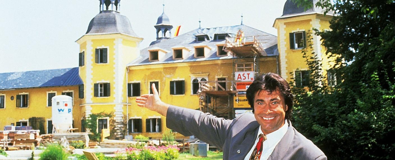 """""""Ein Schloss am Wörthersee"""" mit Roy Black – Bild: RTL/TVNOW"""