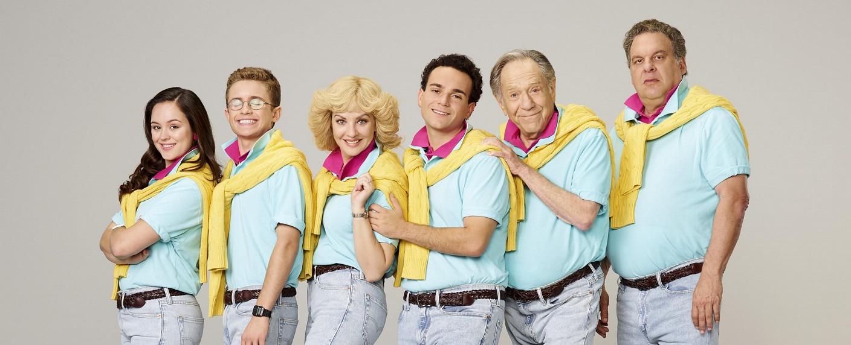 """Ein weiteres Jahr im Familienlook startet im Oktober: """"Die Goldbergs"""" – Bild: ABC/Craig Sjodin"""