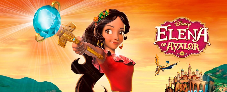 """""""Elena von Avalor"""" – Bild: Disney Channel"""