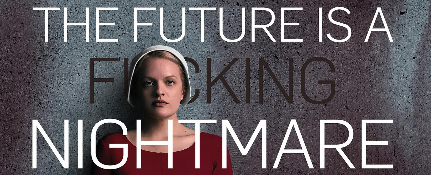 "Elisabeth Moss als Offred in ""The Handmaid's Tale"" – Bild: Hulu"