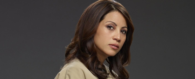 "Elizabeth Rodriguez als Aleida Diaz in ""Orange is thre New Black"" – Bild: Netflix"