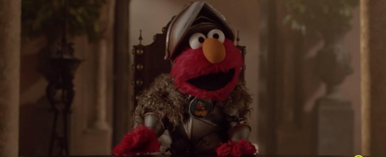 "Elmo of Sesame Street im Sketch ""Respect is Coming"" – Bild: HBO"