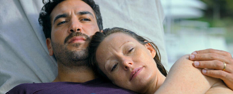 """Elyas M'Barek und Lavinia Wilson in """"Was wir wollten"""" – Bild: Netflix"""