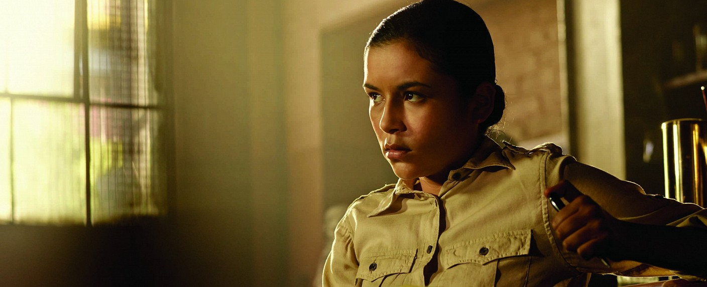 "Emily Rios in ""The Bridge – America"" – Bild: FX"