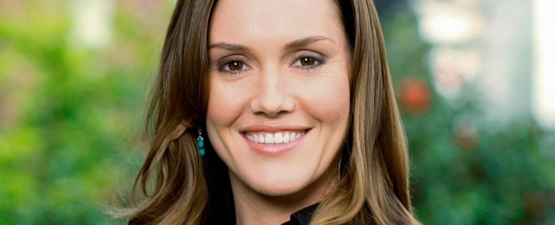 """Erinn Hayes als Melanie Clayton in """"Worst Week"""" – Bild: CBS"""