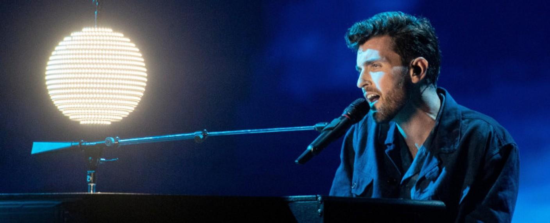 """Duncan Laurence singt """"Arcade"""" für die Niederlande – Bild: Andres Putting/Eurovision.tv"""