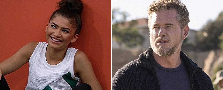 """""""Euphoria"""": Zendaya (l.) und Eric Dane (r.) gehören zum Hauptcast des neuen HBO-Formats – Bild: Disney Channel/TNT"""