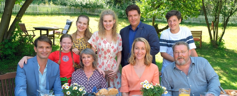 """Familie Dr. Kleist"" – Bild: ARD/Jacqueline Krause-Burberg"