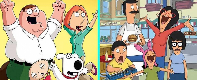 """Family Guy"" und ""Bob's Burgers"" – Bild: FOX"