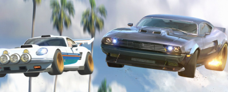 """Fast & Furious"" als animierte Serie – Bild: Netflix/DreamWorks Animation TV"