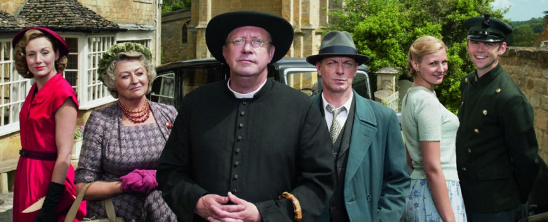 """Father Brown"" – Bild: BBC"