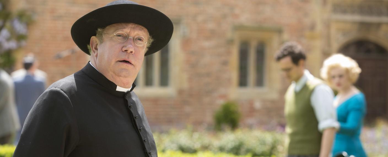"""Father Brown"" – Bild: ZDF/Gary Moyes"