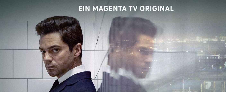 "Fielding Scott (Dominic Cooper) in ""Spy City"" – Bild: Odeon Fiction/Dusan Martincek"