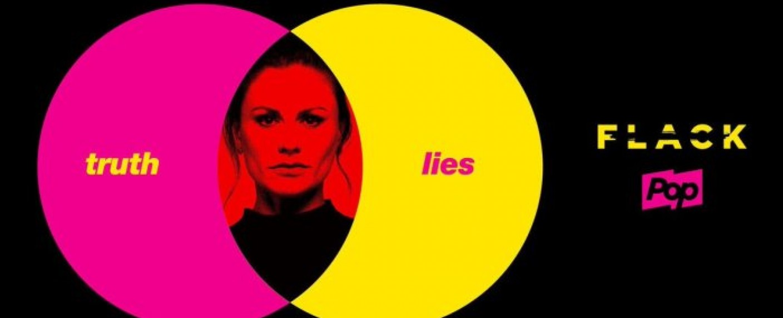 """""""Flack"""" mit Anna Paquin – Bild: Pop"""