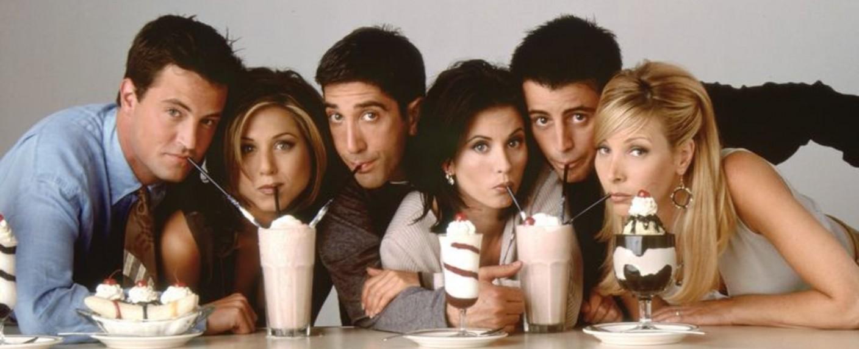 """""""Friends"""" – Bild: Warner Bros. Entertainment"""