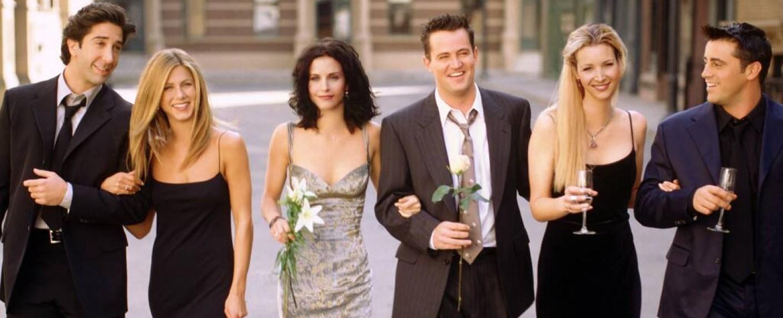 """""""Friends"""" – Bild: Warner Bros. Television"""