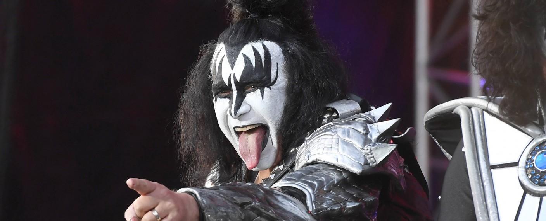 Gene Simmons von Kiss – Bild: RTL Zwei
