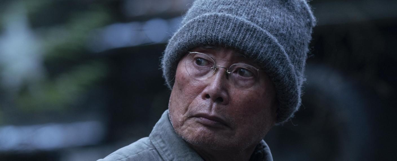 "George Takei in ""The Terror: Infamy"" – Bild: Ed Araquel/AMC"