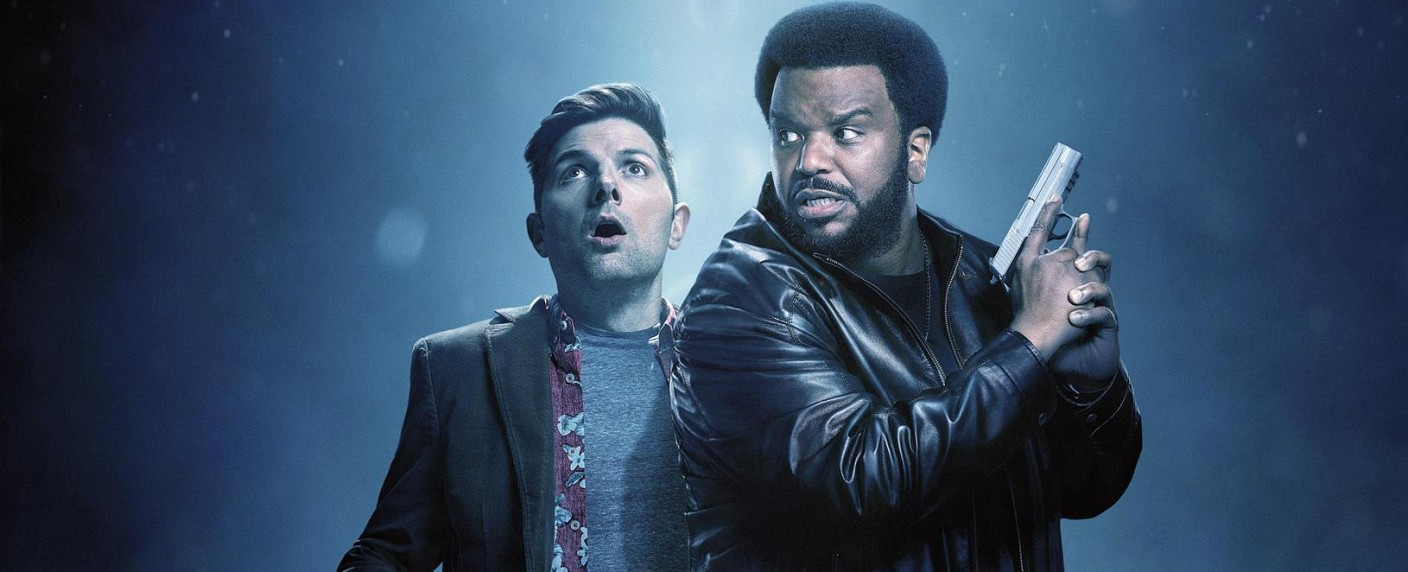 "Adam Scott und Craig Robinson in ""Ghosted"" – Bild: FOX"