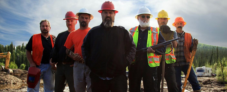 """Goldrausch in Alaska"": Es wird wieder geschürft – Bild: Discovery Channel"