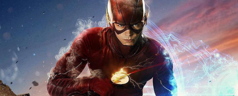 "Grant Gustin in ""The Flash"" – Bild: The CW"