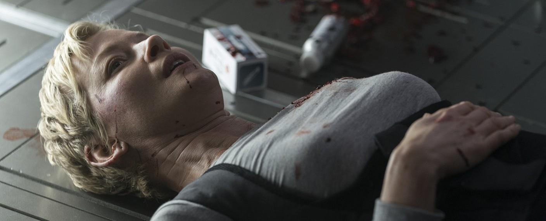 """Gretchen Mol als Dr. Agatha Matheson in """"Nightflyers"""" – Bild: Jonathan Hession/Syfy"""