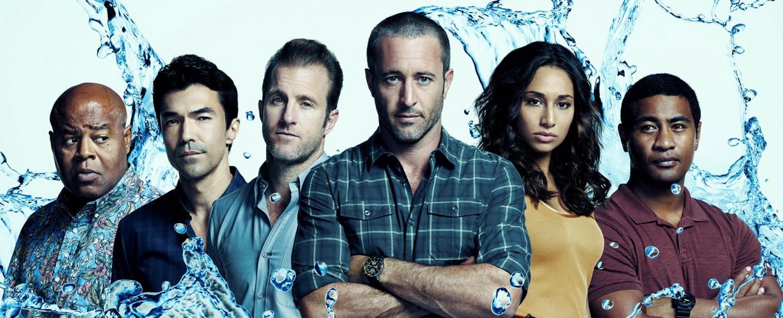 """Der Cast von """"Hawaii Five-0"""" – Bild: CBS"""