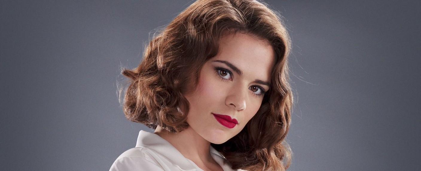 """Hayley Atwell als Agent Peggy Carter in """"Marvel's Agent Carter"""" – Bild: ABC/Marvel"""