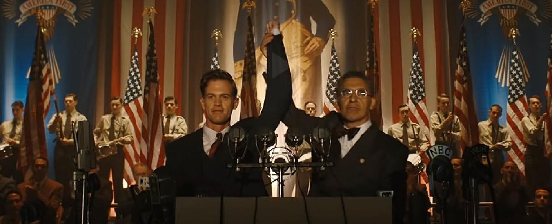 """HBO hat den Philip-Roth-Roman """"Verschwörung gegen Amerika"""" als Miniserie verfilmt – Bild: HBO"""