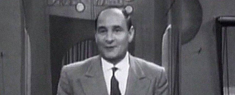 """Heinz Maegerlein in """"Hätten Sie's gewusst?"""" – Bild: WDR (Screenshot)"""