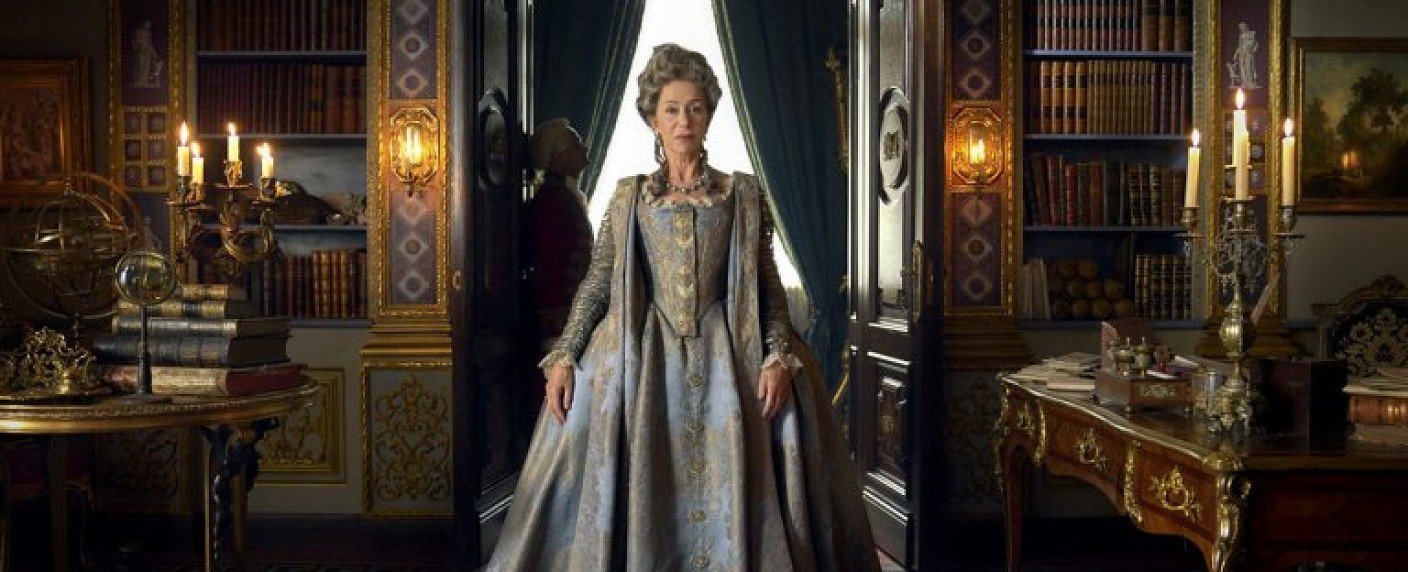 "Helen Mirren als ""Catherine the Great"" – Bild: HBO"