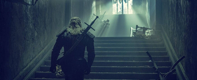 "Henry Cavill in ""The Witcher"" – Bild: Netflix"